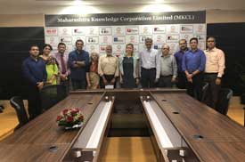 Leadership Vanguard delegation visits MKCL